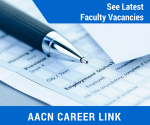 Faculty Vacancy Positions