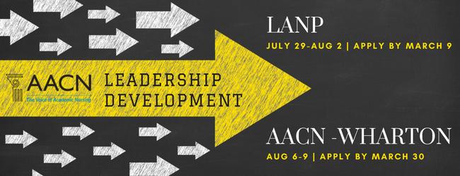 AACN Leadership Programs