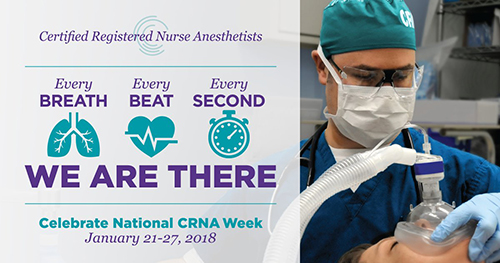 National CRNA Week
