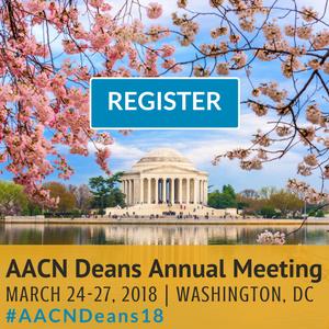 AACN Dean's Annual Meeting