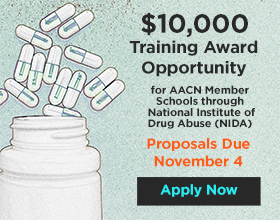 $10,000 Training Award Opportunity for AACN Member Schools - LEARN MORE
