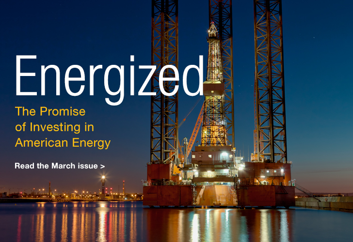 Energized: The Promise of Investing in American Energy