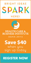 HCBI 2015: Save $40 when you sign up today. Register now!