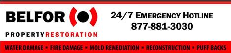 belfor restoration banner ad