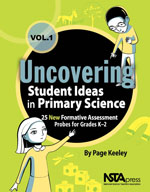 Uncovering Student Ideas in Primary Science cover image