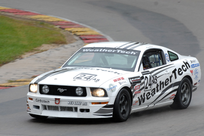 Andy McDermid captures sixth American Sedan national title