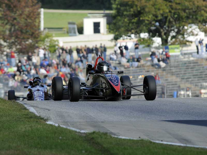 Lewis Cooper wins Formula F National Title
