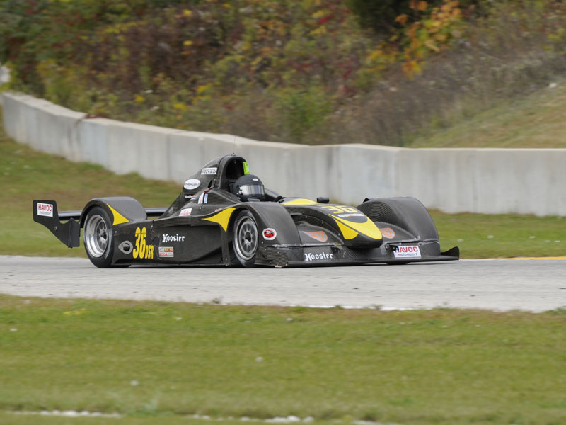 Tom Bootz captured the DSR National Championship at Road America (Bonvouloir photo)