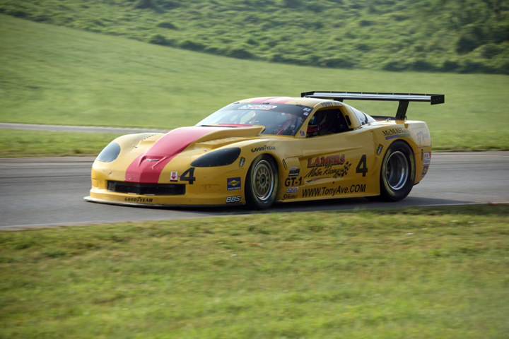 Ave will start from the pole at VIR (photo credit: F & S Enterprises)