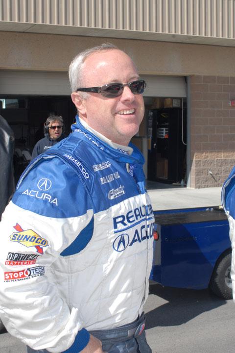 Peter Cunningham (Weber photo)