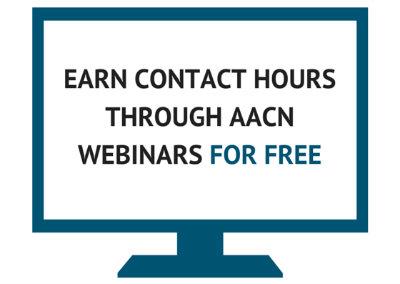 AACN Webinars