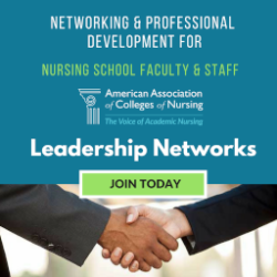 Join AACN's Leadership Networks Today