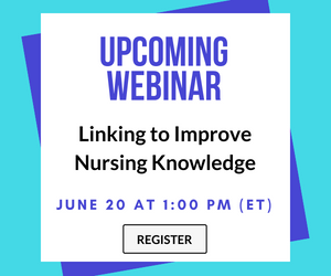 Linking to Improve Nursing Knowledge