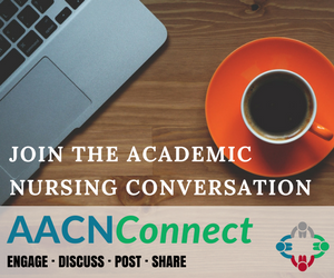 Join the Conversation on AACN Connect