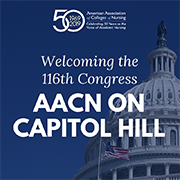 AACN Welcoming the 116th Congress