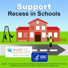 Support Recess in Schools