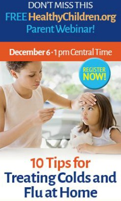 Webinar: 10 Tips for Treating Colds and Flu at Home