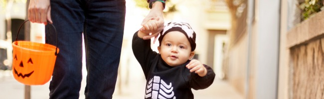 Easing Infants and Toddlers into Halloween Fun - Image