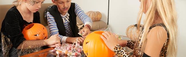 Halloween Candy - Banner