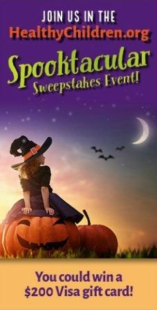 Halloween Sweepstakes - Banner