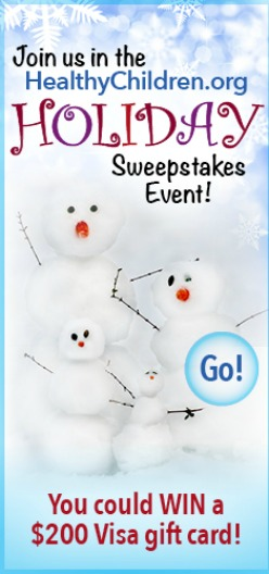 Holiday Sweepstakes 2018
