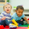Children in child care - image