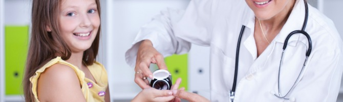 Administering Medicine at School - Image