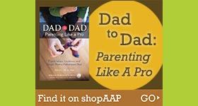 Dad to Dad book