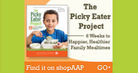 The Picky Eater Project - Book
