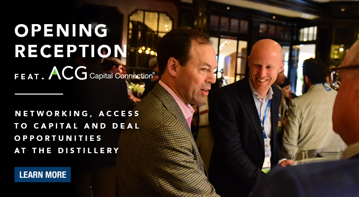 EuroGrowth Opening Reception & ACG Capital Connection®