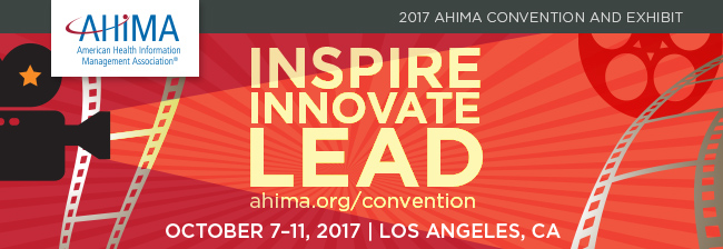 2017 AHIMA Convention & Exhibit