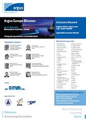 Argus Europe Bitumen 2015 Brochure