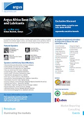 Argus Africa Base Oils and Lubricants 2015 Brochure