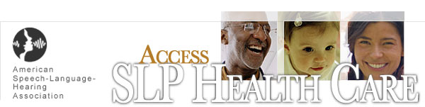 Access SLP Health Care