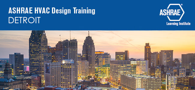 HVAC Design Training Detroit