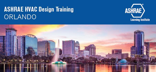 ASHRAE HVAC Design Training Orlando