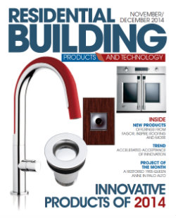 Residential Building Products & Technology Nov/Dec Issue