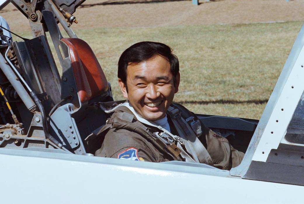 Astronaut Ellison Onizuka