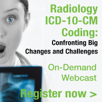 Radiology ICD-10-CM Coding: Confronting Big Changes and Challenges | On-Demand Webcast | Order now