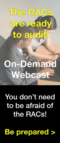 The racs are ready to audit | important: conduct a regulatory audit before it's too late | you don't need to be afraid of the racs! | be prepared/ /> | On-Demand Webcast