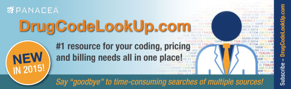 DrugCodeLookUp.com | #1 resource for you coding, pricing and billing needs all in one place! | NEW IN 2015! | Say goodbye to time-consuming searches of multiple resources! Subscribe - drugcodelookup.com