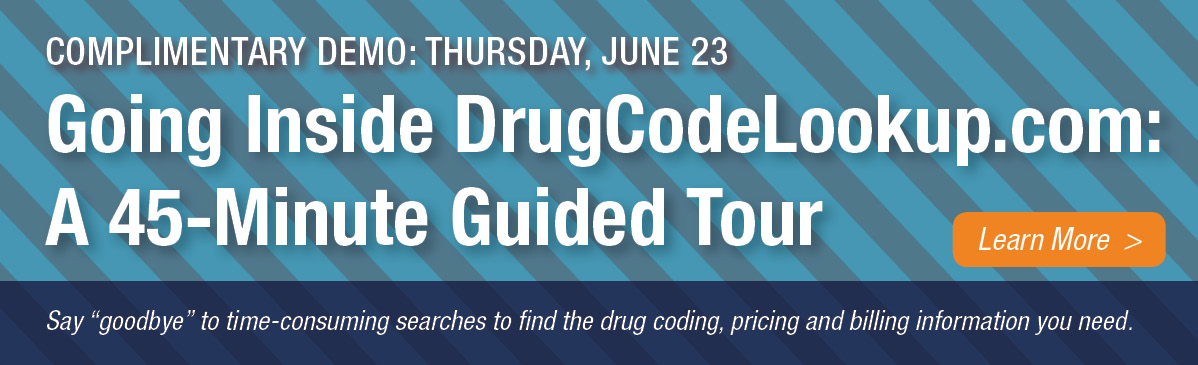 Going Inside DrugCodeLookup.com: A 45-Minute Guided Tour