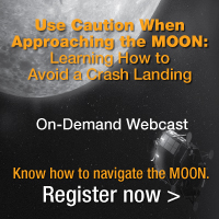 Use Caution When Approaching the MOON: Learning How to Avoid a Crash Landing | On-Demand Webcast | Know how to navigate the MOON | Register now