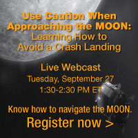 Use Caution When Approaching the MOON