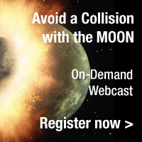 Wednesday, March 8, 2017 could be doomsday. | Avoid a Collision with the MOON | On-Demand Webcast | Register now
