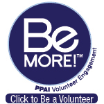 Be More! Volunteer with PPAI