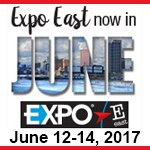 Expo East now in June