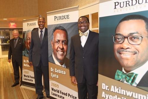 World Food Prize Laureates