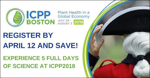 Register early for ICPP2018! Ends April 12