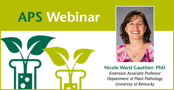 Tune in for the Next APS Webinar